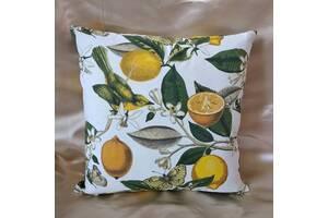 Декоративні подушки з водовідштовхувальним тканини