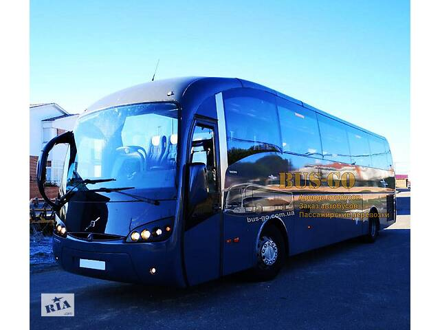 ✔Аренда ✔ Трансфер ✔Заказ Автобуса Volvo B12B для нерегулярных пассажирских перевозок, поездок, туров, мероприятий- объявление о продаже  в Киеве