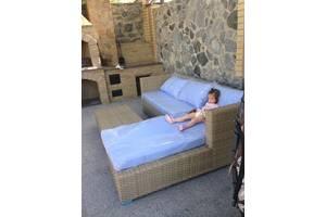 Срочно Комплект плетеный для отдыха угловой