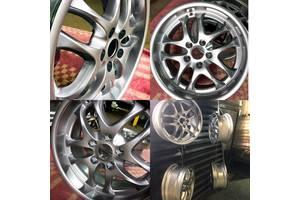Порошкове фарбування автомобільних дисків