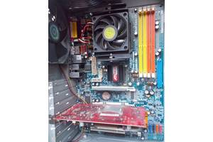 Athlon64 X2/video ASUS ATI RADEON X1650/AM2+ ASRock ALiveXFire-eSATA2