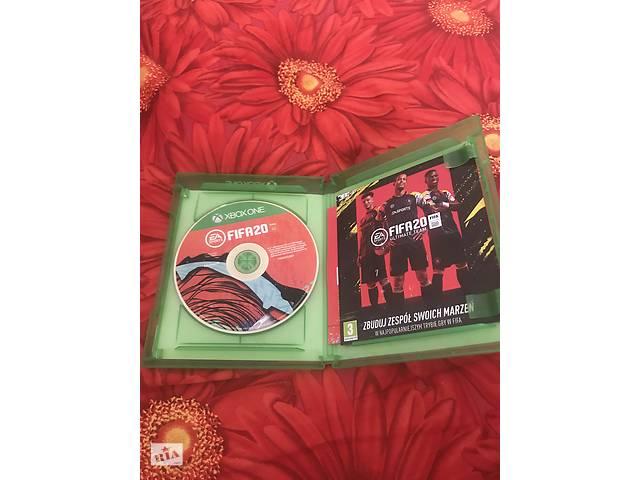Продам fifa 20 диск цел. Работоспособный- объявление о продаже  в Києві