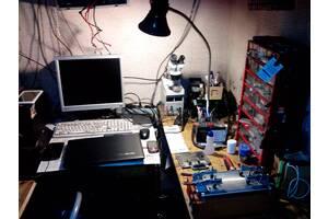 Ремонт ноутбуков, компьютеров, принтеров, МФУ, заправка картриджей. Метро Левобережная