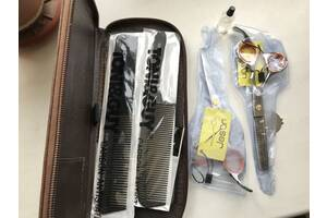 Набір 2 шт Ножиці перукарські, інструмент