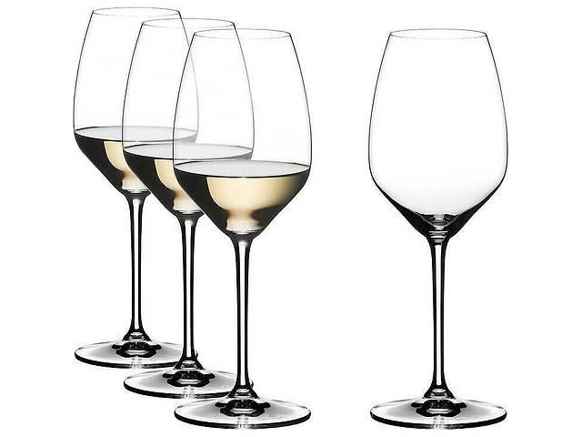 бу Набор бокалов для белого вина 0,500 мл, 0,375 мл 6 шт. в Одессе