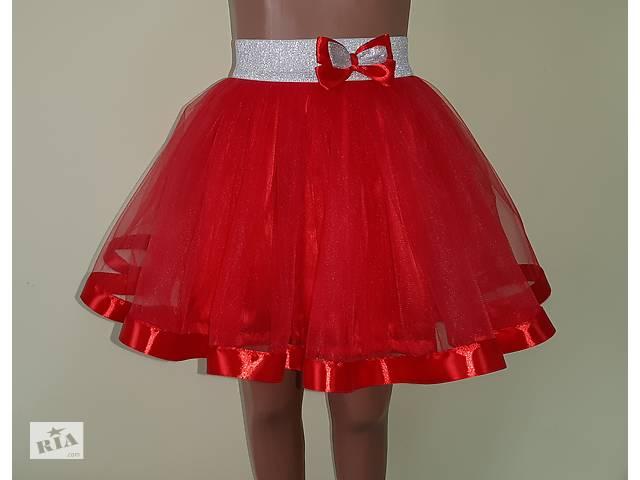 продам Детские юбки из фатина евро-сетки, на резинке, модель № 95 (много цветов) бу в Хмельницком