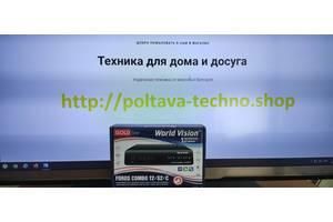 World Vision Foros Combo Т2+S2  IPTV Wi-Fi