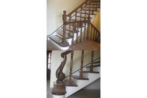 Сходи дерев'яні та метало каркасні. Виготовдення, монтаж, реставрація. Зварювання металевих каркасів. Комоди, ліжка,