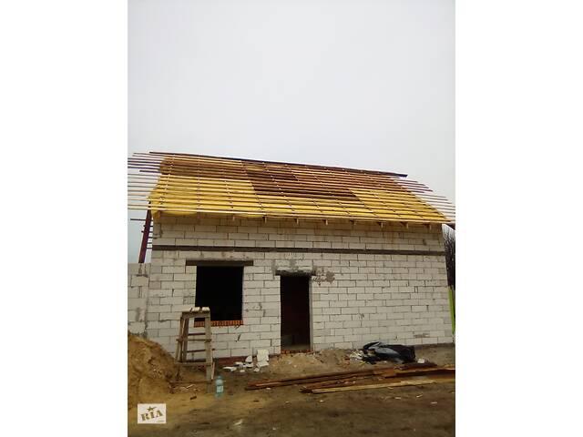продам Покрівля даху та покраска даху та  частковий ремонт покрівлі  бу в Киеве