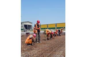 Строительные работы, строительство фундамента, бассейна, забора беседок, кладка кирпича, газоблока, керамоблока