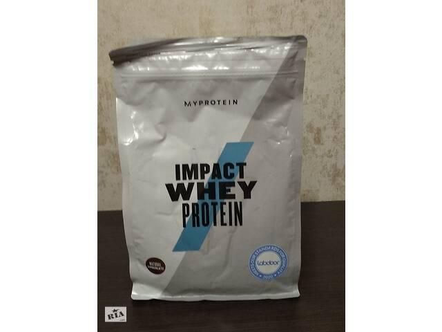 Протеин MyProtein Impact Whey Protein 1 kg шоколад-кокос- объявление о продаже  в Мариуполе