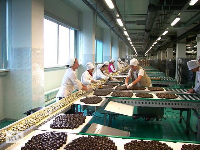 бу Работа в Польше 14.88 злотых/час чистыми на руки на шоколадную фабрику в Львове