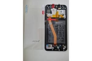 Дисплейный модуль, экран, дисплей для Huawei Nova 3i / P Smart Plus (INE-LX1) black orig