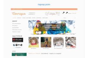 Разработка сайта, обучение и поддержка