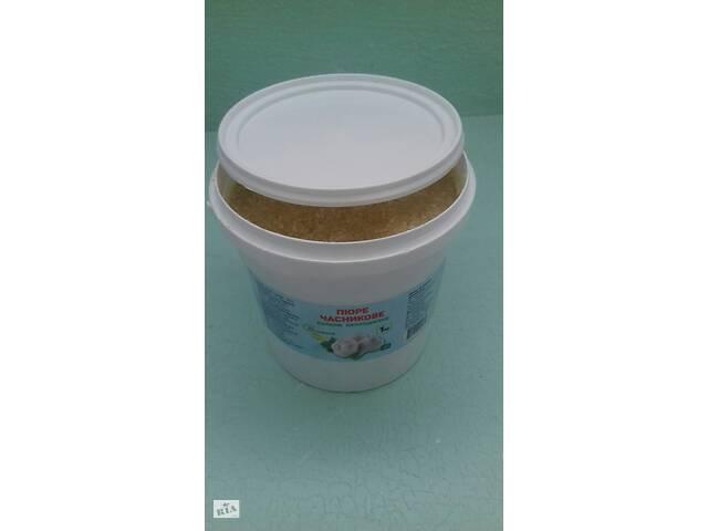 продам Чесночное пюре для г.& # 039; ясных и хлебобулочных изделий бу в Виннице
