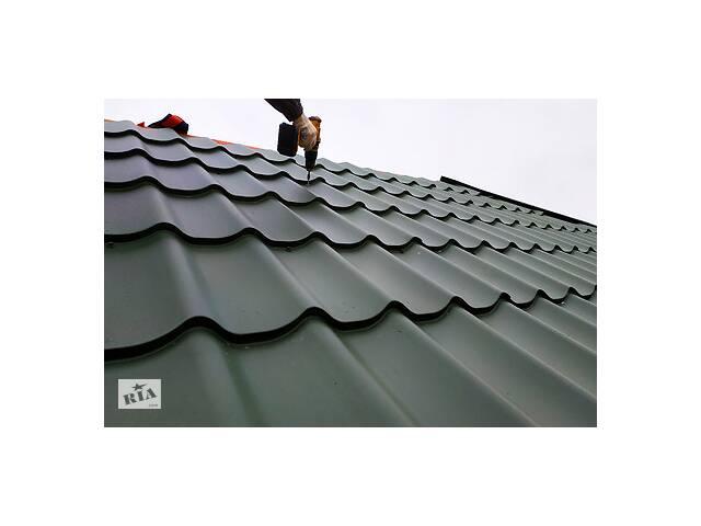 бу Покрівля даху та частковий ремонт покрівлі  в Києві