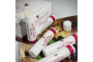 Бальзам для увлажнения губ с лечебными свойствами aloe lips forever living products