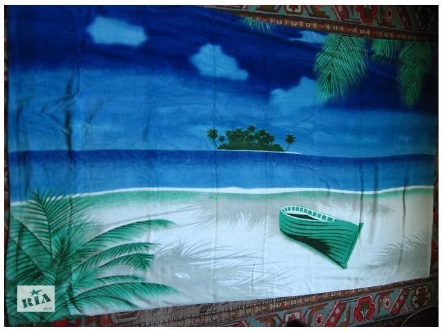 Ковдру двоспальне 190 на 165 радянських тепле зимове, посилене- объявление о продаже  в Запоріжжі