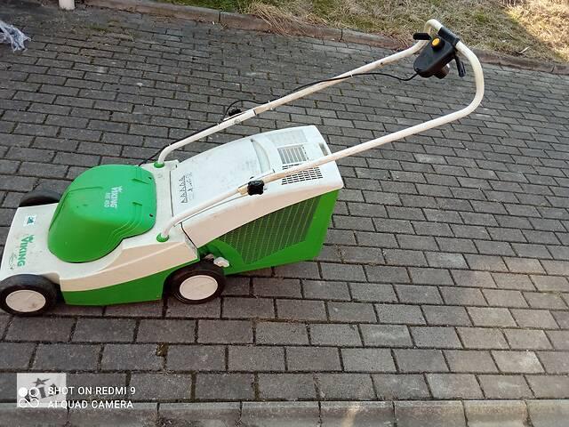 бу Продам імпортну електричну газонокосарку  марки Gardena 1700 W в Дрогобыче