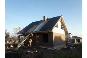 Покрівля даху будь-якої складності, якісно з гарантією.