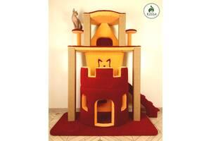 Домик для кота кошки лежанка когтеточка Производитель мебель