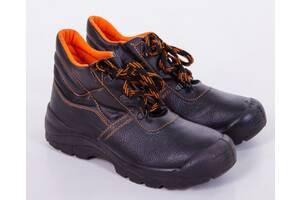 Спецобувь - ботинки рабочие кожаннгые в Запорожье