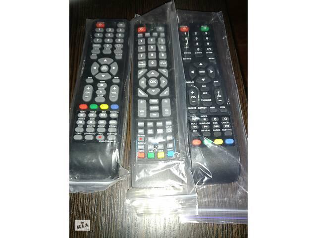 купить бу В наявностi пульти для телевiзорiв, Т2, супутникових та смарт приставок в Сумах