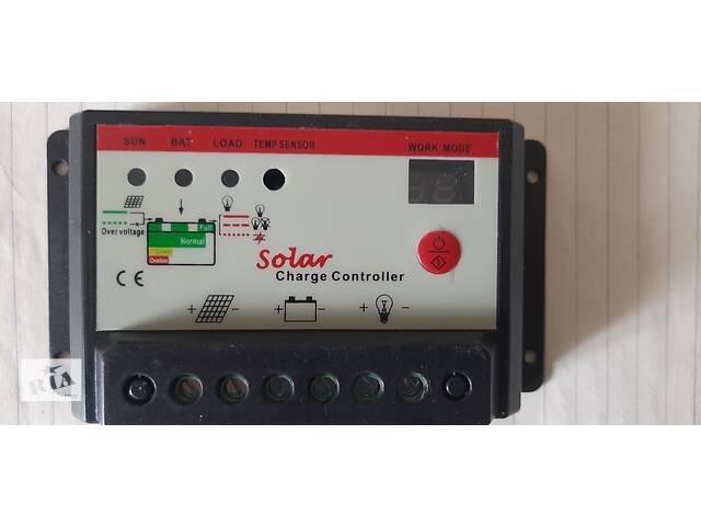 Контролер заряду сонячної батареї 10 А- объявление о продаже  в Тернополі
