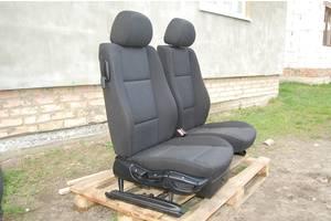 Передние откидные сиденья от BMW E46 coupe
