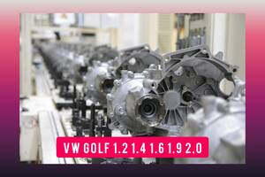 КПП Vw Golf 5 6 7 Plus Variant TDI TSI 1. 2 1. 4 1. 6 1. 8 1. 9 2. 0 Гольф 1,2 1,4 1,6 1,9 2,0 Купить Мкпп