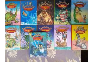 Кир Булычев серия с 11 томов Сто лет тому вперед Фантастика приключения