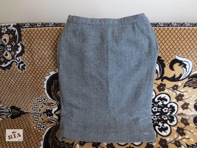 бу Шерстяная импортная юбка с подкладкой в Тернополе