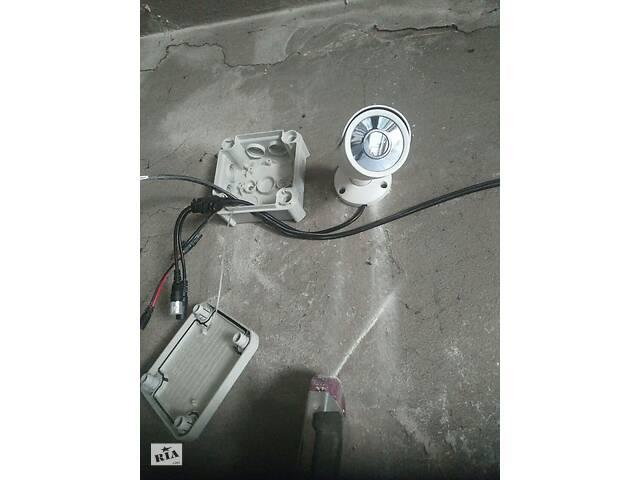 продам Установка камер для видеонаблюдения бу в Козацьке