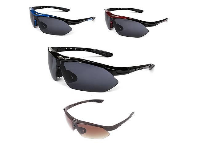 продам Сонцезахисні окуляри, велоокуляри бу в Великій Березовиці