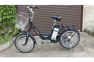Электровелосипед с ручкой газа SPIRITS-8 500 w 48 v 20 колеса .