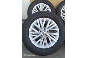 Диски литые Volkswagen T-ROC Passat VW Jetta Golf Caddy Skoda R16(5*112)