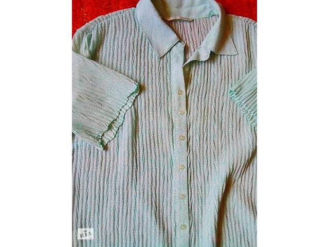 продам Красивая воздушная блузка на размер L-XL/48-50.Идеальное состояние бу в Болграде