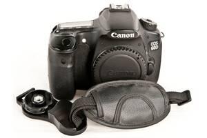 Canon EOS 60D body. Пробіг 24 тисячі !!!