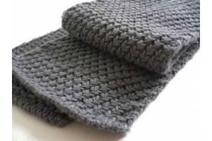 Новые вязаные шарфы.