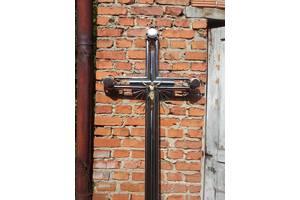 Хрест металевий