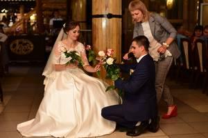 Ведущая свадьбы Винница