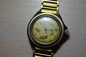 б/у мужские наручные часы Vostok