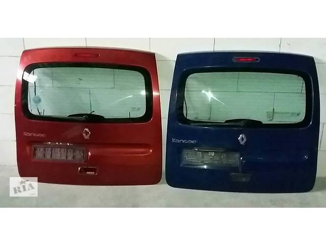 продам Б/у дверь задняя ляда Renault Kangoo Рено Кенго 2008-2013 г.г. бу в Ровно