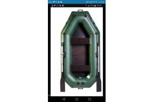 Нові Надувні човни для риболовлі Sturm