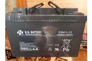Акумуляторна батарея B.B. Battery EB 63-12