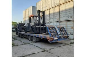 Аренда вилочного погрузчика 10 тонн CT-Power FD100, Роклы