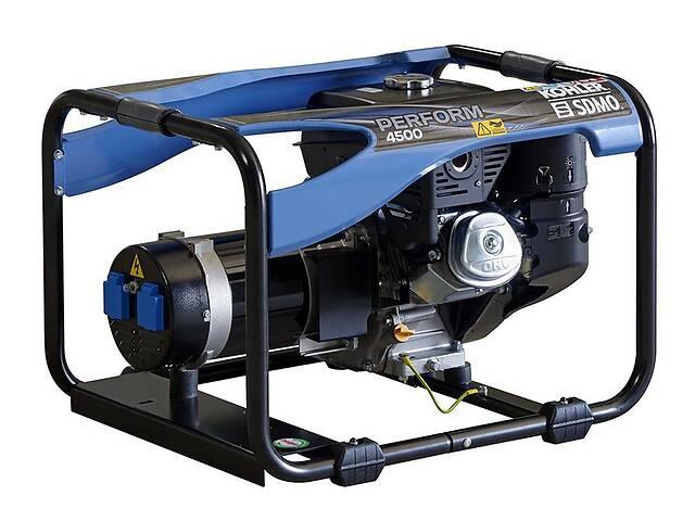 бу Бензогенератор SDMO PERFORM 4500 XL C5 (Франция) в Виннице