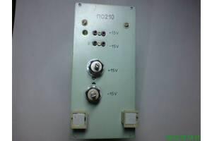 Блок стабилизатора напряжения питания ПО 210 для комплектного устройства защиты типа ЯРЭ 2201