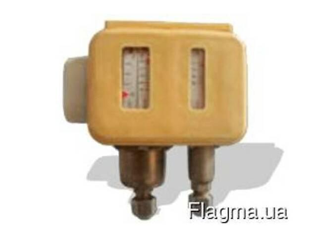 Датчик-реле давления сдвоенный Д220-11