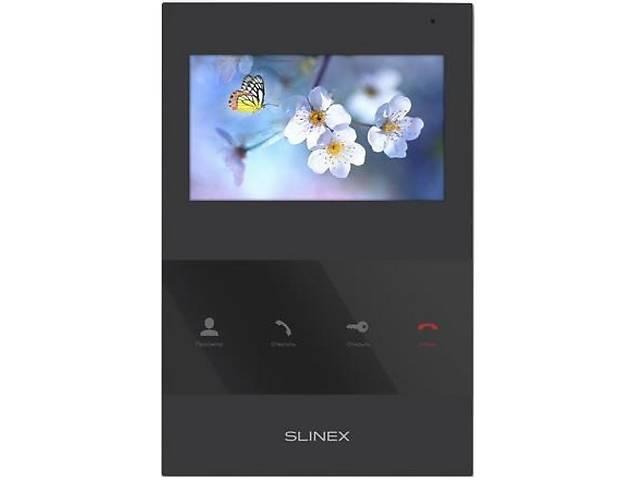 продам Видеодомофон Slinex SQ-04_B бу в Киеве